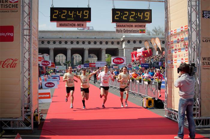 Viena Maraton 2011