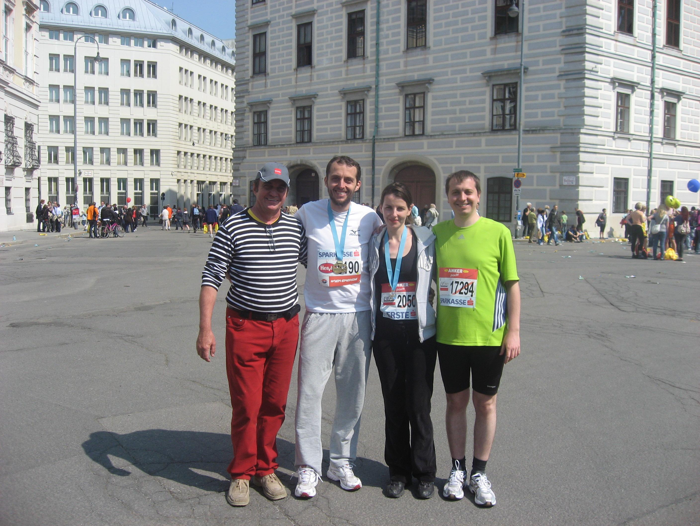 Maraton Viena 2011