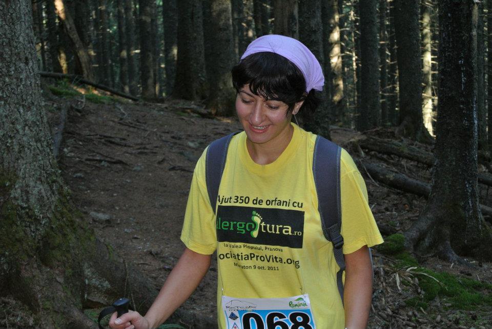 Fetele noastre la Retezat Maraton