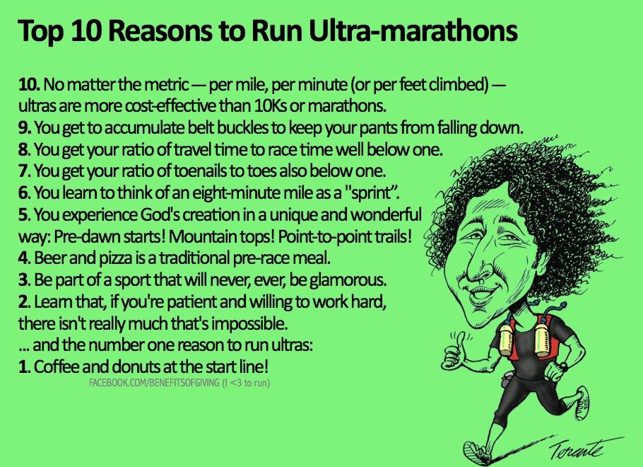 Prima victorie de ultra-maraton. Nu, nu suntem acolo. Dar iti dam 10 motive pentru a alerga unul