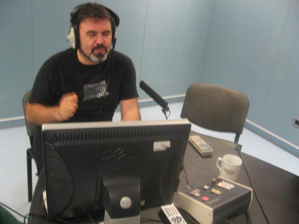 Alergotura la Radio Timisoara #4