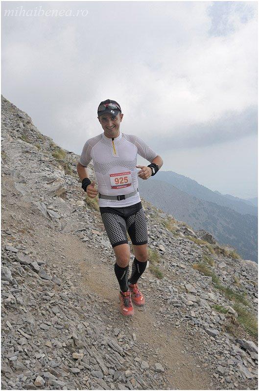 Bogdan Solga, participa la Olympus Marathon 2012