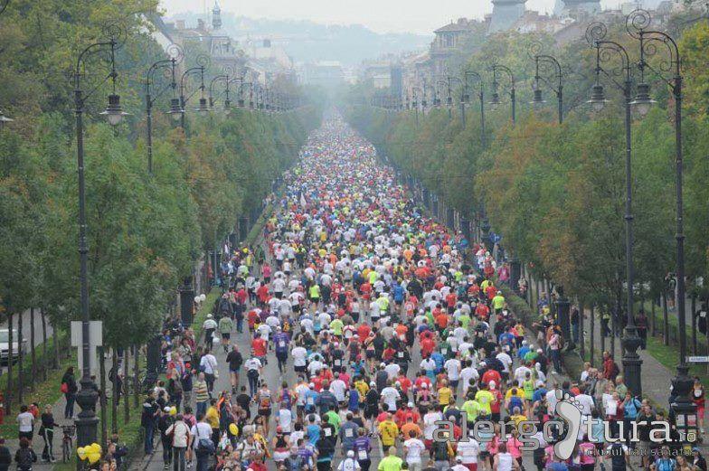 Maratonul de la Budapesta 2012: felicitări băieților care au finalizat cursa excelent!