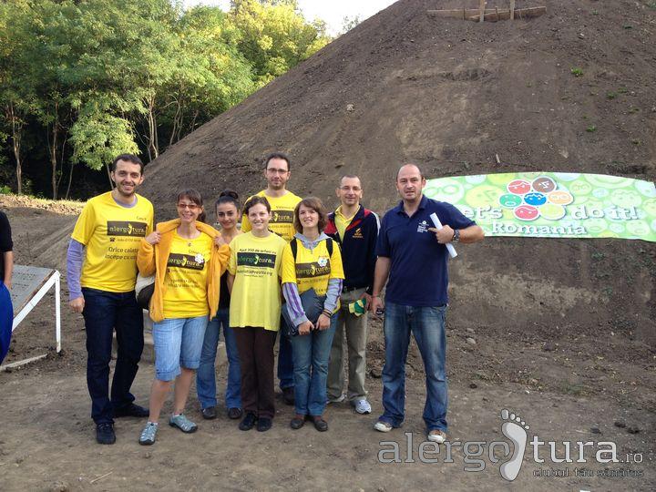 Am făcut curățenie la Pădurea Verde cu Let's do it Romania 2012