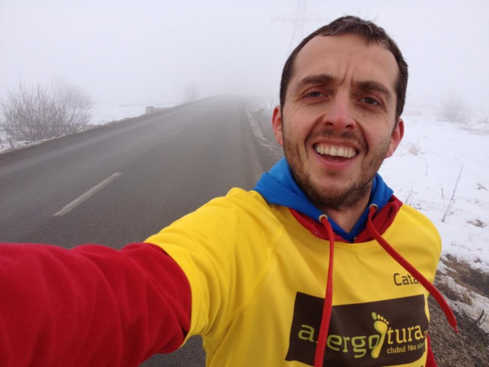 Cum a alergat Cătă Petru primul maraton? Temeri și reușite. Un proiect pentru Timișoara