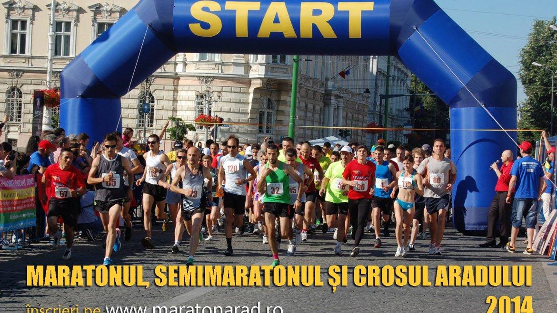 Alergam la Arad in iunie? Avem reducere 50% la inscriere in baza unui parteneriat intre Timisoara si Arad