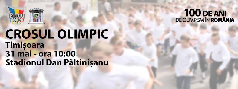 "Un exemplu frumos + ""Olimpiada – drumul de la competitie la bunavointa"". Poti si tu, sambata 31 Mai"