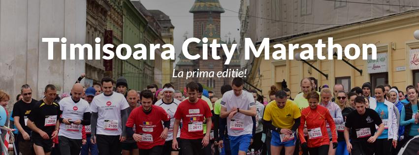 În octombrie spargem gheața: Timisoara City Marathon